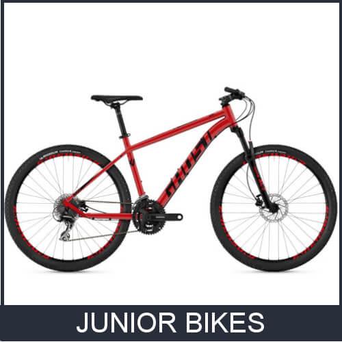"""Junior bikes 26"""", 27.5"""""""