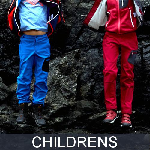 Kids Hiking pants