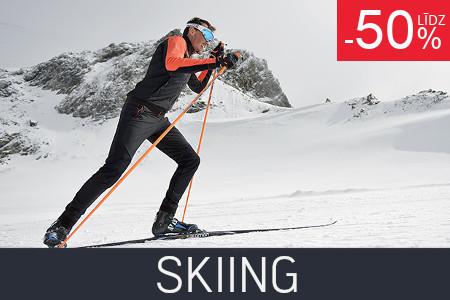Skiing Sale