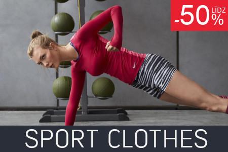 Sport Clothes Sale