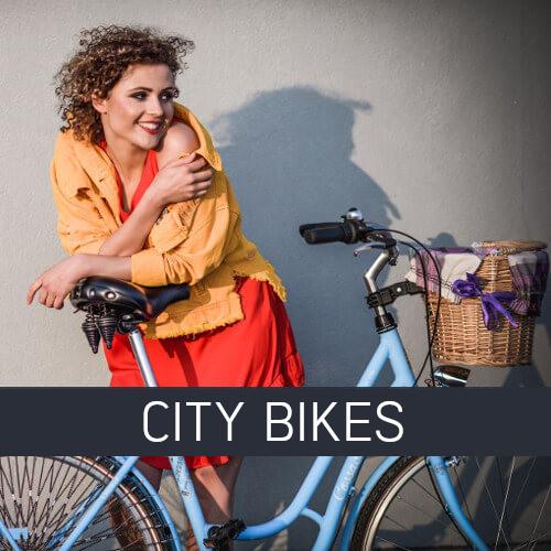 Women City Bikes
