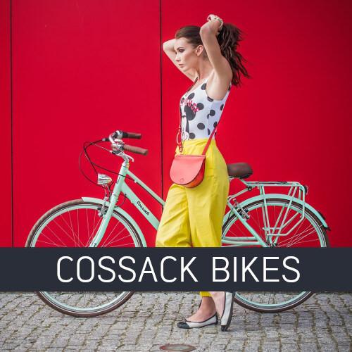 Women Cossack Bikes