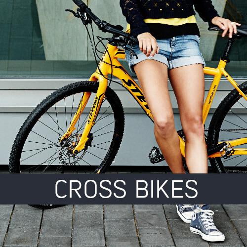 Women Cross Bikes