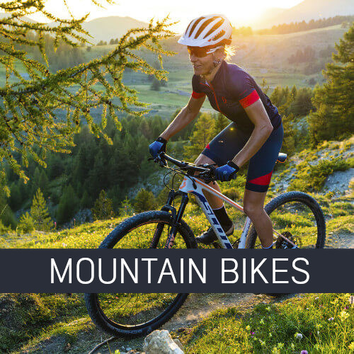 Women Mountain Bikes
