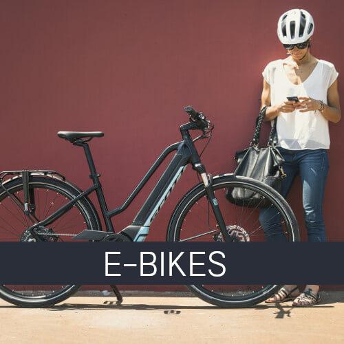 Women E-Bikes Bikes