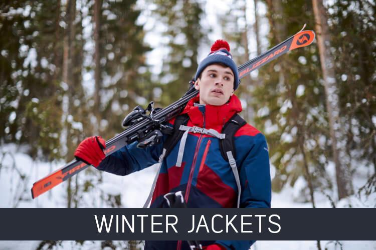 Winter Men's Jackets