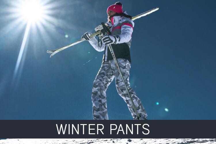 Winter Pants Women