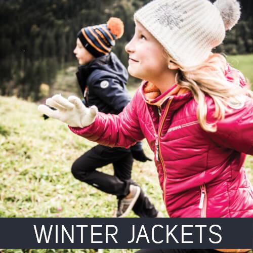 Winter Jackets Kids