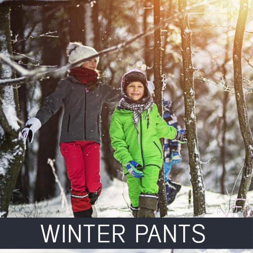 Winter Pants Kids