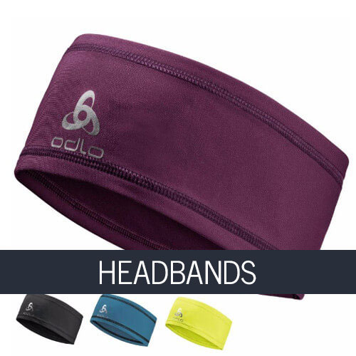 Running accessories headbands