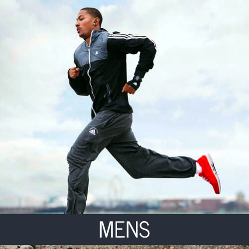 adidas mens clothing