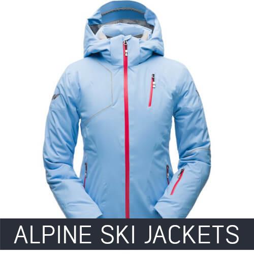 Alpine Ski Jackets