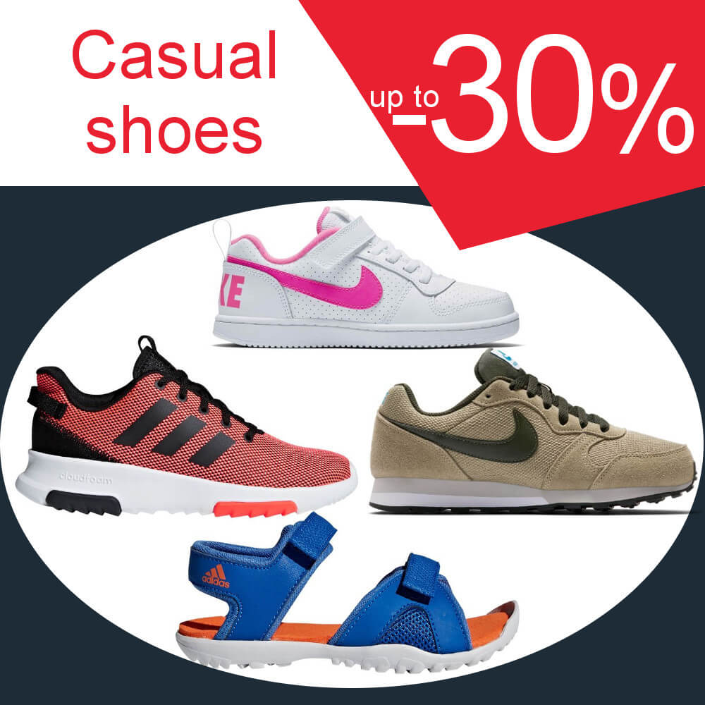Lifestyle shoes -30%