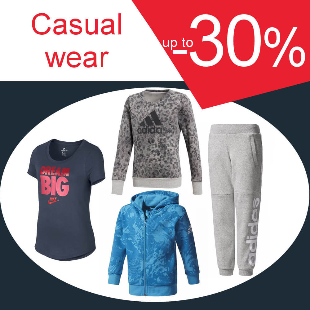 Everyday wear -30%