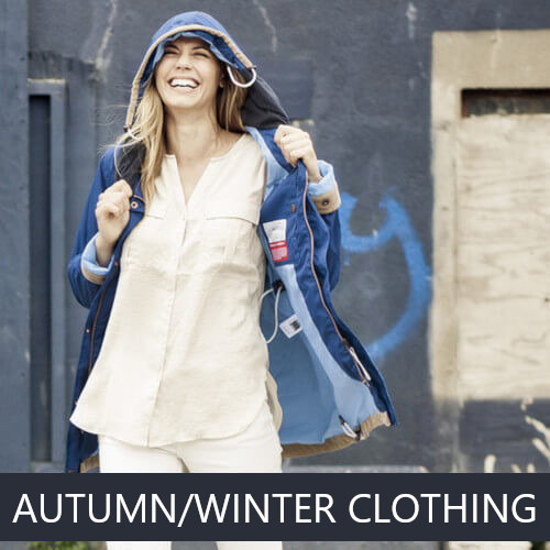 Autumn/Winter Clothing