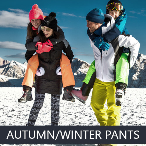 Autumn Winter Pants