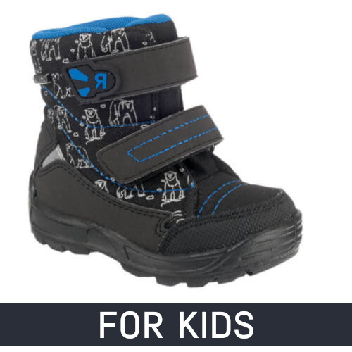 Autumn / Winter Shoes for Kids