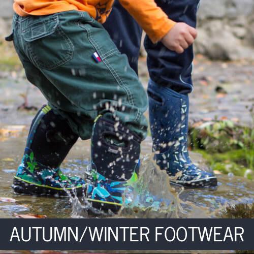 Children's Autumn And Winter Footwear