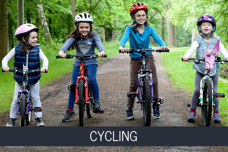 Children's Cycling