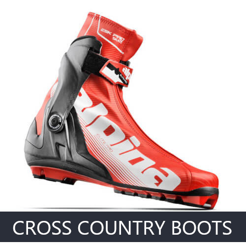Cross Country Boots