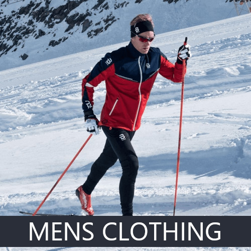Cross Country Mens Clothing