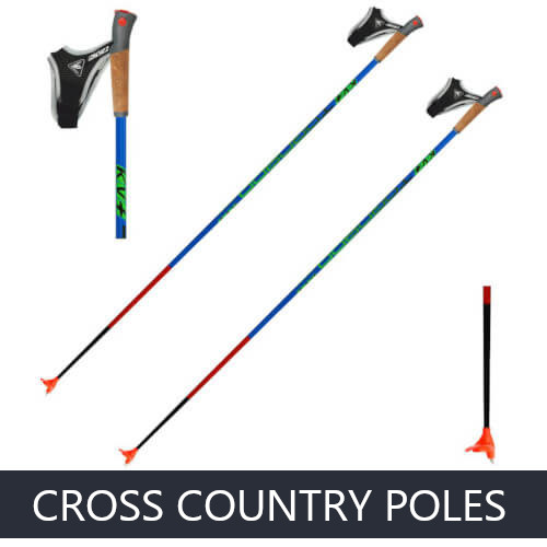 Cross Country Poles