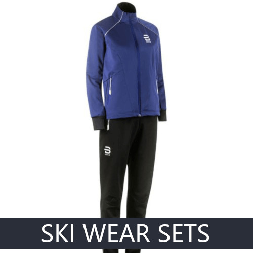 Cross Country Ski Wear Sets