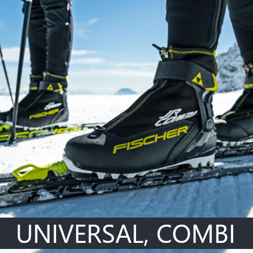 Cross Country Universal, Combi Boots