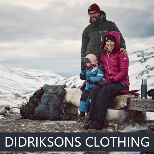 Didriksons Clothing