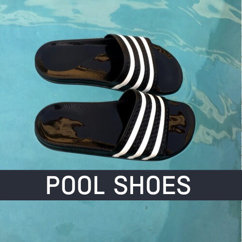 Pool shoes, slippers