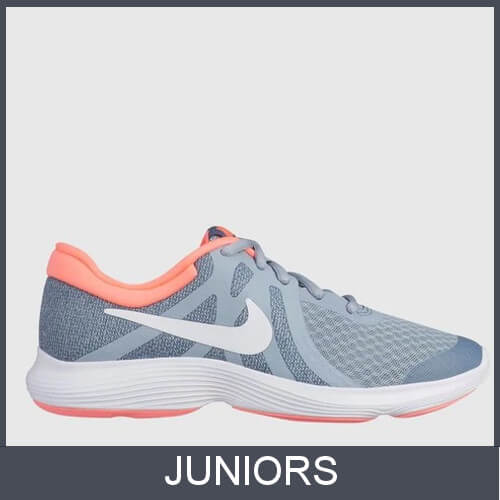 Junior sports shoes