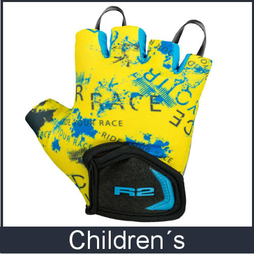 Children's bicycle gloves