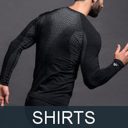 Mens thermal underwear shirts