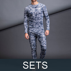 Mens thermal underwear sets