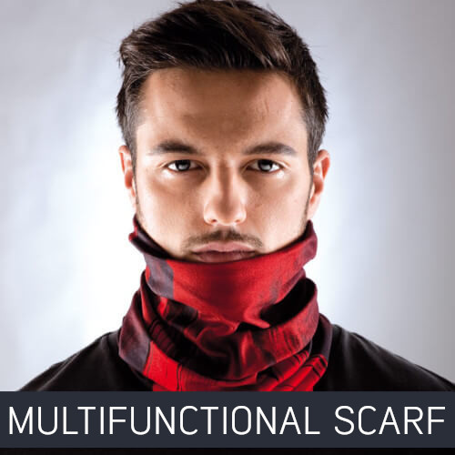 Multifunctional Scarf