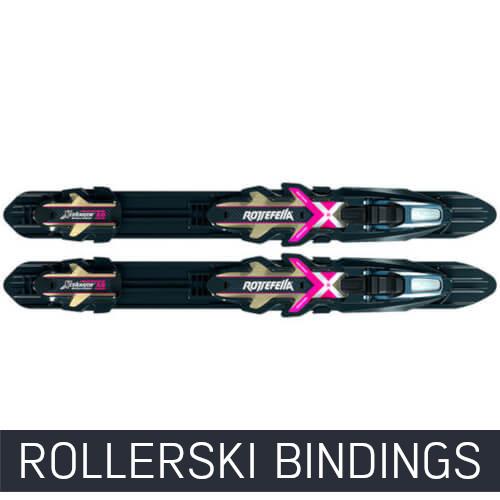 Rollerski Bindings