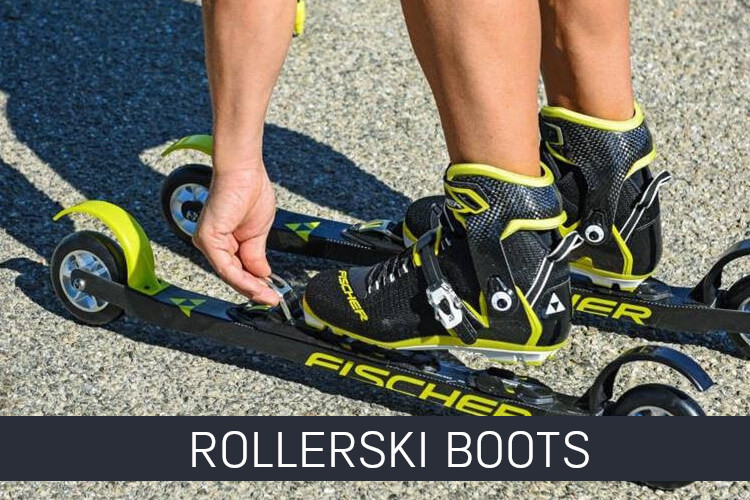 Rollerskis Boots