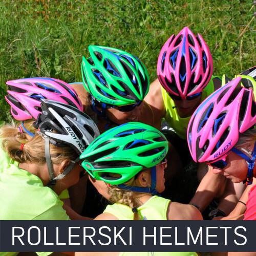 Rollerski Helmets