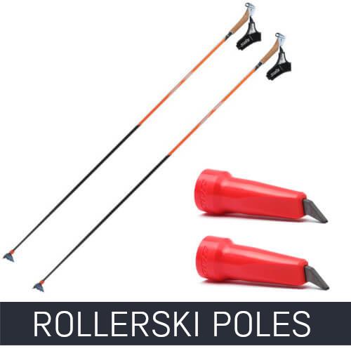 Rollerski Poles