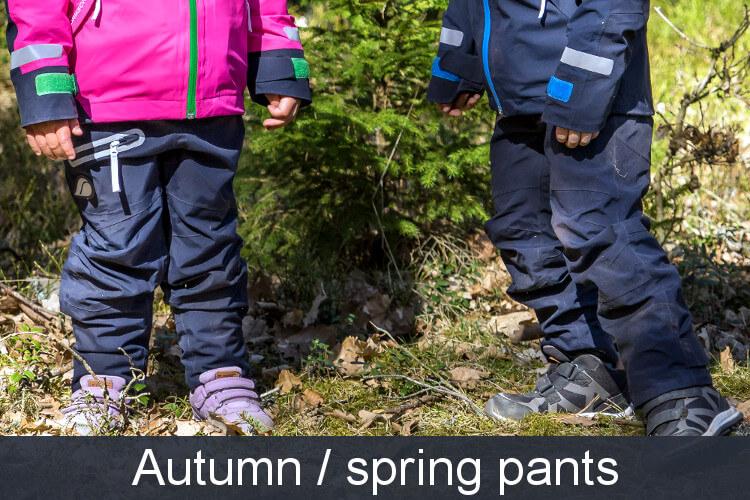 Autumn / spring pants