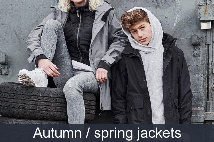 Autumn / spring jackets