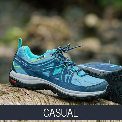 salomon casual shoes
