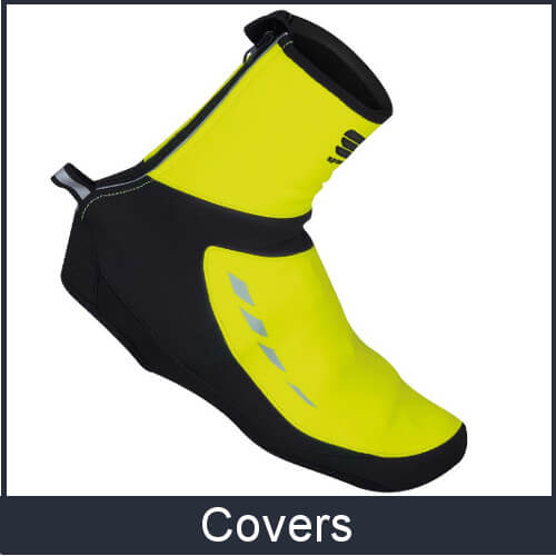 Cycling shoes cover