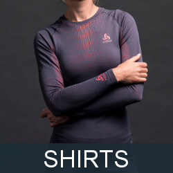 Womens thermal underwear shirts