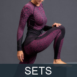 Womens thermal underwear sets
