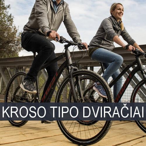Kroso tipo dviračiai