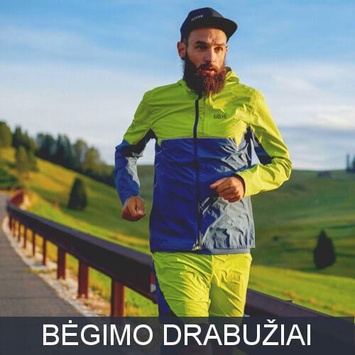 Bėgimo drabužiai
