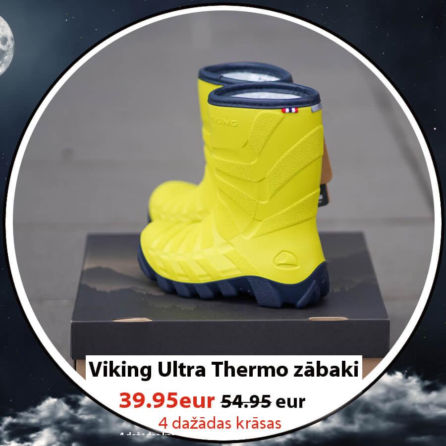 Viking Ultra Termo zābaki