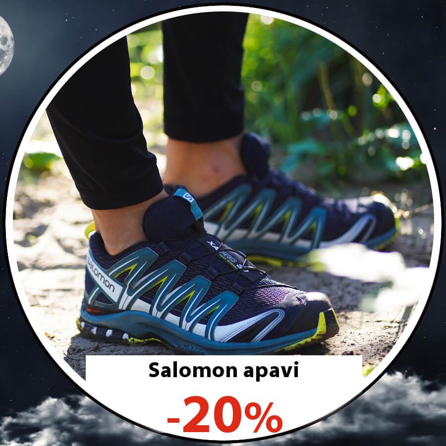 Salomon sporta apavi