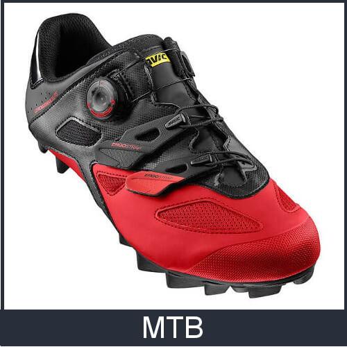 MTB велообувь